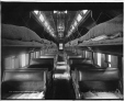 VIEW-2249 | Interior tourist sleeping car, C.P.R., Montreal, QC, about 1890 | Photograph | Wm. Notman & Son |  |