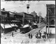 VIEW-2271.0 | Yonge Street looking north, Toronto, ON, about 1890 | Photograph | Wm. Notman & Son |  |