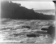 VIEW-2300 | Looking up Whirlpool rapids, Niagara, ON, about 1890 | Photograph | Wm. Notman & Son |  |