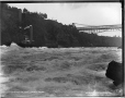 VIEW-2302.1 | Looking up Whirlpool rapids, Niagara, ON, about 1890 | Photograph | Wm. Notman & Son |  |
