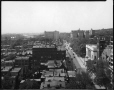 VIEW-23291 | Sherbrooke St. from roof of Ritz Carlton, Montreal, QC, 1925 | Photograph | Wm. Notman & Son |  |