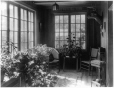 VIEW-23752.0 | Interior of Mrs. Andrew's house, Laurentian Club, Grand'Mère, QC, 1926-27 | Photograph | Wm. Notman & Son |  |