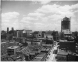 VIEW-24050 | Vue de Montréal en direction sud depuis l'immeuble de la Southam Press, QC, 1926-1927 | Photographie | Wm. Notman & Son |  |