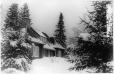 VIEW-25387.0 | Laurentian Club, Lac à la Pêche, Grand'Mère, QC, copied 1934 | Photograph | Anonyme - Anonymous |  |