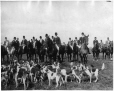 VIEW-2580.1 | Fox hunting, Montreal Hunt Club, Montreal, QC, about 1885 | Photograph | Wm. Notman & Son |  |