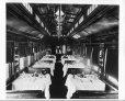 VIEW-2583.0 | C.P.R. dining car, Montreal, QC, 1890 | Photograph | Wm. Notman & Son |  |
