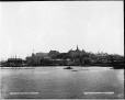 VIEW-2593 | Quebec City from Louise embankment, QC, about 1890 | Photograph | Wm. Notman & Son |  |