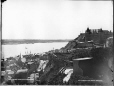 VIEW-2595.1 | Quebec City from Laval University, QC, about 1890 | Photograph | Wm. Notman & Son |  |