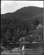 VIEW-2754 | Vue du mont Owl's Head depuis Cottage Point, lac Memphrémagog, QC, vers 1890 | Photographie | Wm. Notman & Son |  |