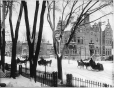 VIEW-2801 | Sherbrooke Street in winter, Montreal, QC, 1896 | Photograph | Wm. Notman & Son |  |