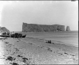 VIEW-2860.2 | Rocher Percé, QC, 1898 (?) | Photographie | Wm. Notman & Son |  |