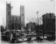 VIEW-3173.1 | Place d'Armes, Montreal, QC, about 1895 | Photograph | Wm. Notman & Son |  |