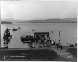 VIEW-4087 | Lake St. Joseph from hotel, QC, about 1906 | Photograph | Wm. Notman & Son |  |