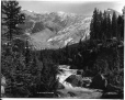 VIEW-4757 | Illecillewaet Glacier, Glacier Park, BC, 1909 | Photograph | William McFarlane Notman |  |