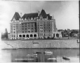 VIEW-4778 | C.P.R. Empress Hotel, Victoria, BC, 1909 | Photograph | William McFarlane Notman |  |