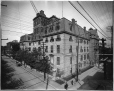 VIEW-5027 | Montreal General Hospital, Dorchester Street, Montreal, QC, 1913 | Photograph | Wm. Notman & Son |  |