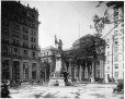 VIEW-5031 | Maisonneuve Monument, Place d'Armes, Montreal, QC, 1913 | Photograph | Wm. Notman & Son |  |