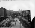 VIEW-5033 | Victoria Square, Montreal, QC, 1913-14 | Photograph | Wm. Notman & Son |  |