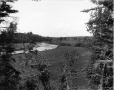 VIEW-5597 | Sur le platin, Wallace River, N.-É., 1916 | Photographie | Wm. Notman & Son |  |