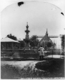 VIEW-561.1 | Viger Square Fountain, Montreal, QC, about 1875 | Photograph | William Notman (1826-1891) |  |