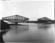 VIEW-5663 | Quebec Bridge during construction, Quebec City, QC, 1916 | Photograph | Wm. Notman & Son |  |