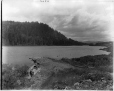 VIEW-5723 | Lac Bousquet, QC, 1916 (?) | Photographie | Wm. Notman & Son |  |