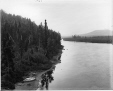 VIEW-5780 | Rivière Manouane, QC, 1916 (?) | Photographie | Wm. Notman & Son |  |