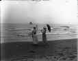 VIEW-5943 | Plage de Rustico, Î.-P.-É., 1916 (?) | Photographie | Wm. Notman & Son |  |