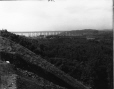 VIEW-6045 | Le viaduc du Transcontinental à Cap-Rouge, QC, 1916 (?) | Photographie | Wm. Notman & Son |  |