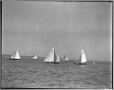 VIEW-6673 | Yacht racing at Royal St. Lawrence Yacht Club, Dorval, QC, 1921 | Photograph | Wm. Notman & Son |  |
