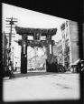 VIEW-6823 | Royal Tour: Chinese arch, Vancouver, BC, 1901 | Photograph | William McFarlane Notman |  |