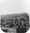 N-0000.193.122.1 | Montreal, looking north-west from tower of Notre Dame Church, Montreal, QC, 1859 | Photograph | William Notman (1826-1891) |  |