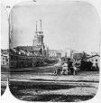 N-0000.193.32.2 | Place du marché à foin (devenue le square Victoria), Montréal, QC, 1859 | Photographie | William Notman (1826-1891) |  |