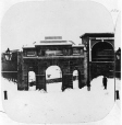 N-0000.193.39.1 | Palace Gate, Quebec City, QC, about 1860 | Photograph | William Notman (1826-1891) |  |