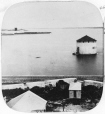 N-0000.193.257.1 | Kingston harbour from cupola of City Hall, ON, about 1860 | Photograph | William Notman (1826-1891) |  |