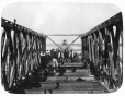 N-0000.193.127 | Framework of tube and staging no. 8, Victoria Bridge, Montreal, QC, 1859 | Photograph | William Notman (1826-1891) |  |