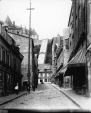 VIEW-8011 | Rue Sous-le-Fort, Qubec, QC, 1915 (?) | Photographie | Wm. Notman &amp; Son |  | 