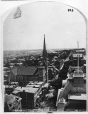 VIEW-823.1 | Montreal from the Windsor Hotel, looking west, QC, about 1878 | Photograph | Notman & Sandham |  |