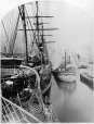 II-345692.01 | Harbour, Montreal, QC, about 1875, copied in 1950 | Photograph | William Notman (1826-1891) |  |